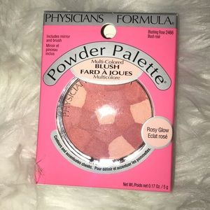 Physicians Formula blushing rose powder pallet
